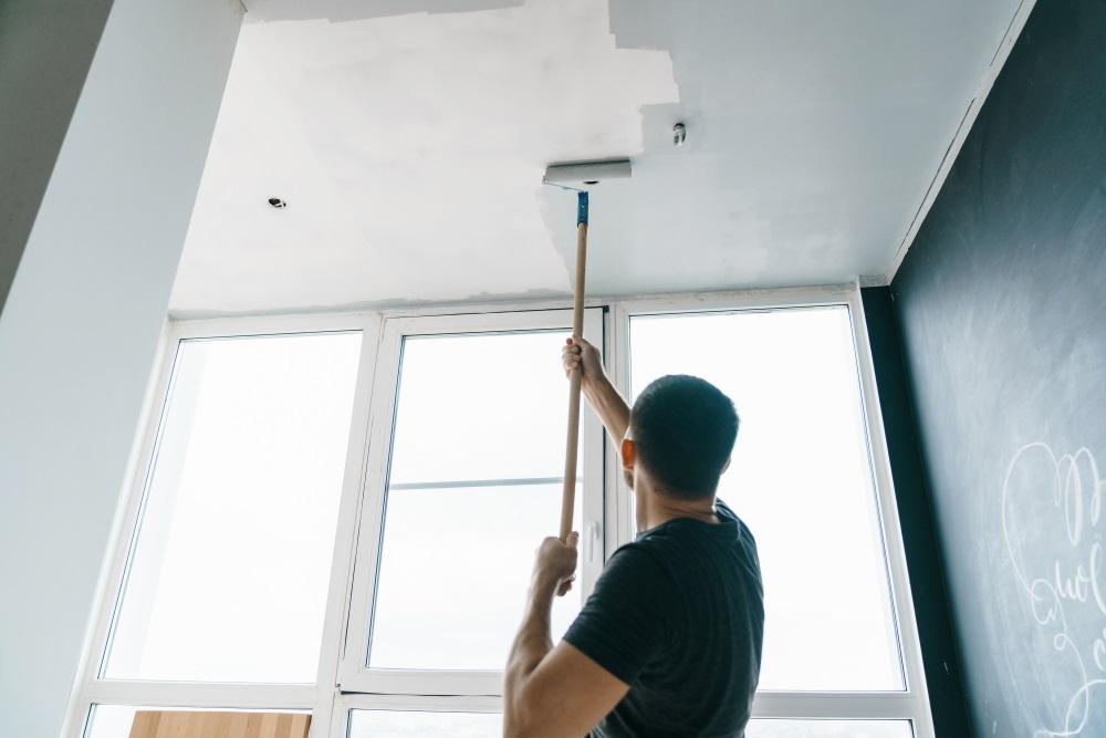Plafond-verven