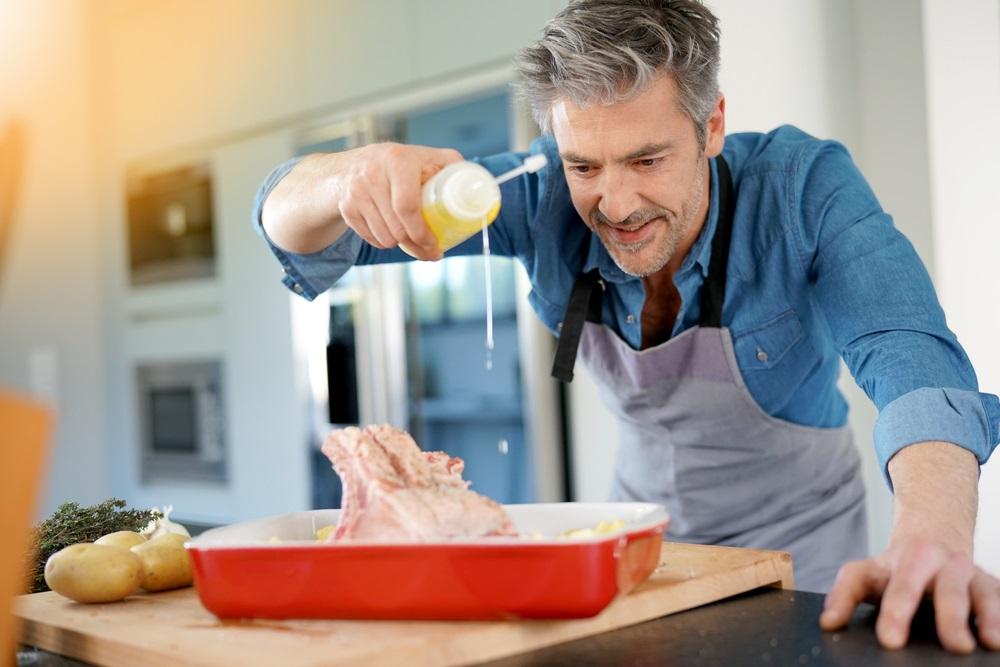Kook voor haar