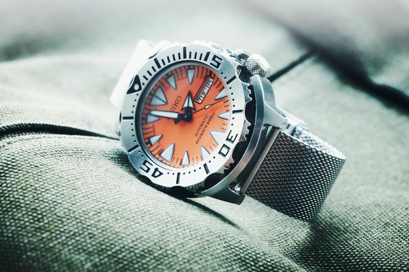 Kopen van een Seiko horloge