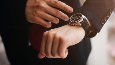Welke mannen horloges zijn momenteel in de mode